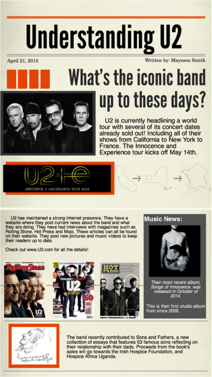 U2 - From Hear to There